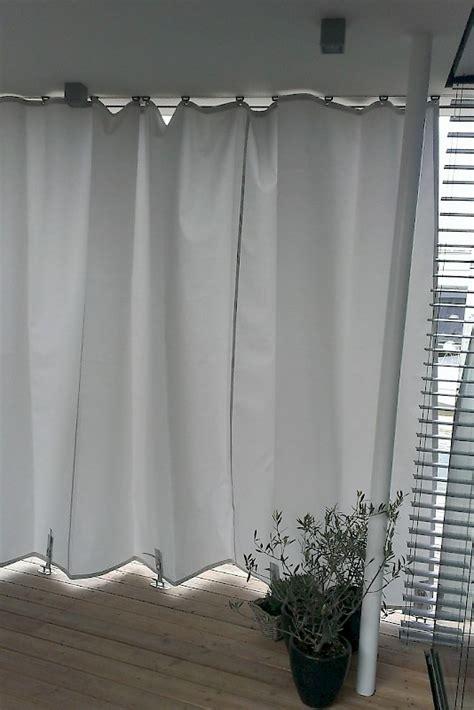 vorhang befestigung outdoor vorh 228 nge balkonvorh 228 nge gardinen f 252 r den