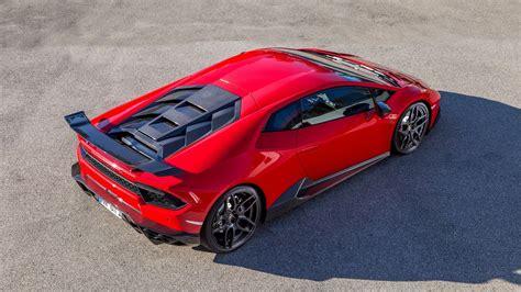 Lamborghini Supercharger Novitec Announces Lamborghini Huracan Supercharger