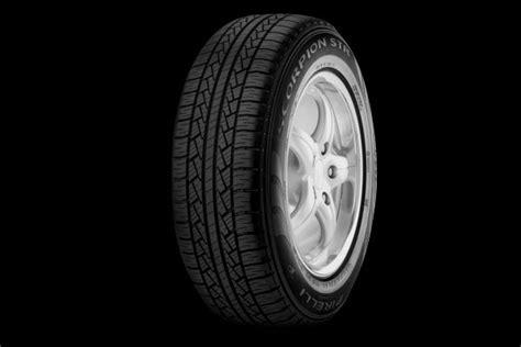 pirelli scorpion str tires  season  terrain tire