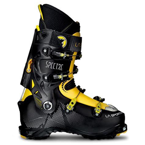 spectre boots la sportiva spectre alpine touring ski boots 2016 evo outlet