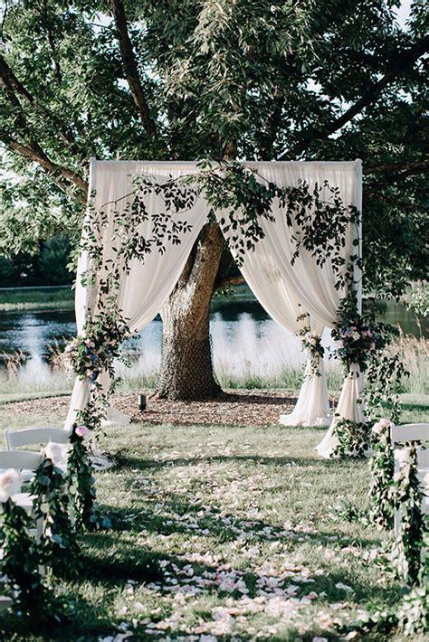 Garden Wedding Ceremony Ideas 48 Most Inspiring Garden Inspired Wedding Ideas Elegantweddinginvites