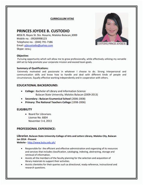 free resume templates first time job beginner nurse inside