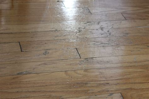 scratches in hardwood floor finish diy experiment a fix for scratched hardwood floors