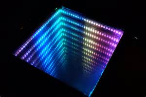 Infinity Led Neopixel Infinity Mirror And Abstract Code Animations