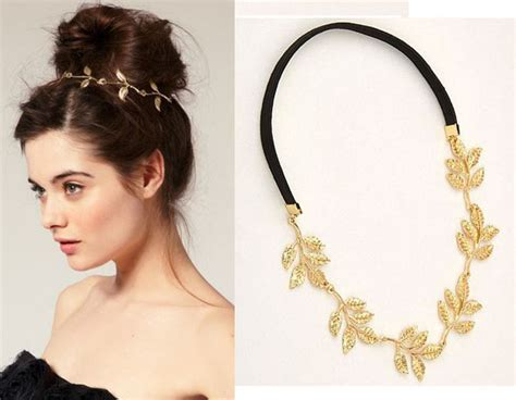 Fashion Hair Accecories A49014 Gold aliexpress buy new arrival hair accessories gold color alloy charm leaf hairband ribbons