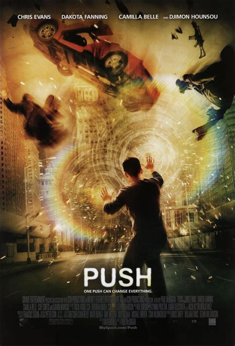 Push 2009 Film Push 2009 Filmaffinity
