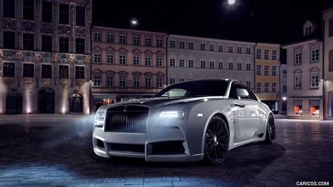 widebody rolls royce 2016 spofec overdose widebody based on rolls royce wraith