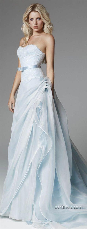 a blue wedding dress 2014 wedding inspiration pale blue wedding dresses