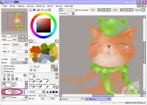 paint tool sai without painttool sai version 2017 free