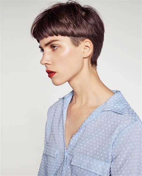 zara model hairstyles 1000 images about short hair styles on pinterest short