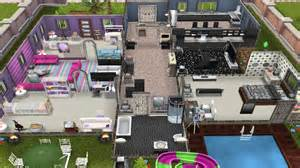 Sims Freeplay House Floor Plans sims freeplay huge house sims freeplay house designs one