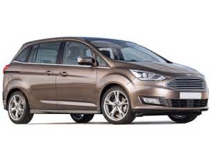 Ford C Max Ford Grand C Max Mpv Review Carbuyer