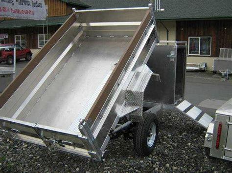 aluminum dump landscape trailer parksville nanaimo