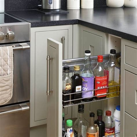 clever kitchen designs clever storage be inspired by this contemporary open plan kitchen housetohome co uk
