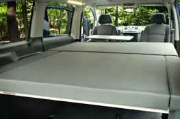 equipamientos furgonetas camper accesorios camas