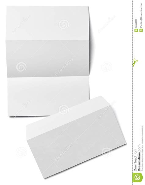 Business Card Template Paper by Leaflet Letter Business Card White Blank Paper Template