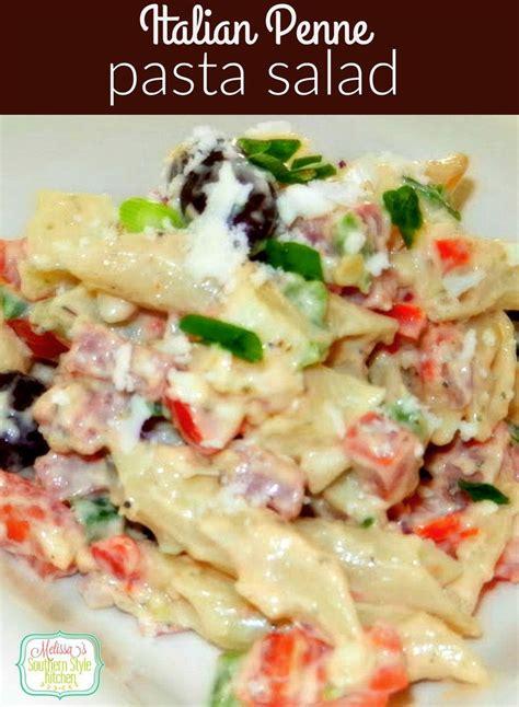 creamy italian pasta salad the seasoned mom 74 best salads images on pinterest cooking food recipes