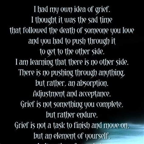 grief poems  quotes hope quotesgram