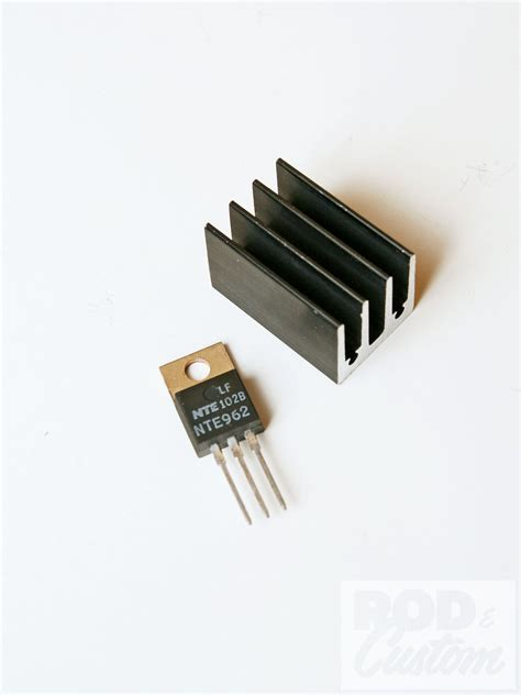 transistor high voltage drop 301 moved permanently