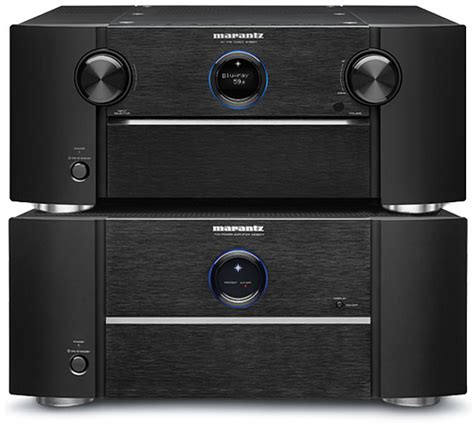 marantz av8801 surround processor mm8077 lifier