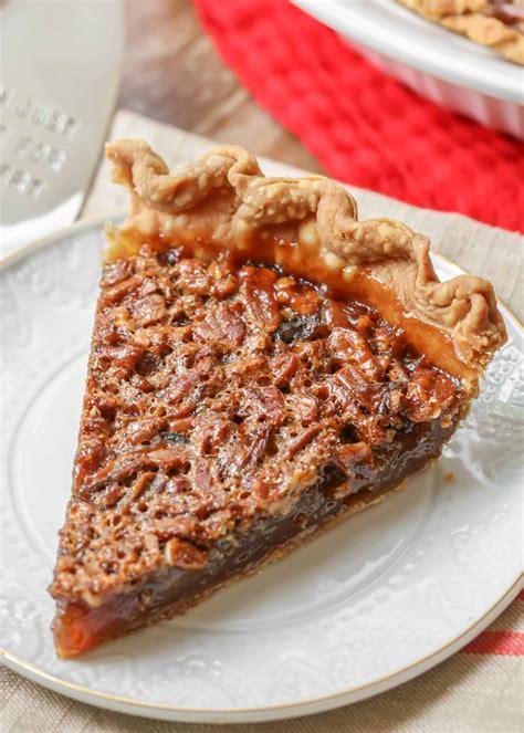 easiest pecan pie recipe  minute prep time