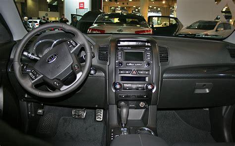 Kia Sorento 2011 Interior 2011 Kia Sorento Sx Interior 134334 Photo 40 Trucktrend