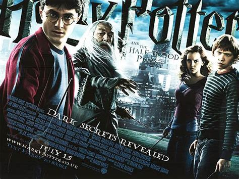 film barat jadul di rcti tayang perdana harry potter and the half blood prince