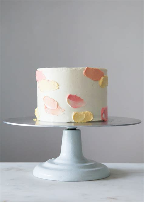 how to make cake how to make a watercolor cake style sweet ca