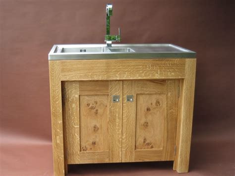 lavello freestanding pippy oak freestanding sink unit handmades by lulu