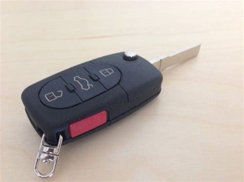 audi key fob replacement brand new audi a4 a6 a8 tt key fob shell replacement