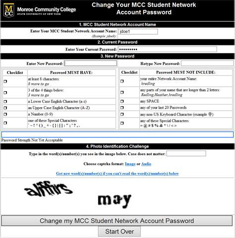 Mcc Help Desk by Cannot Remember Network Email Password