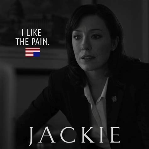 house of cards jackie 10 epic house of cards moments that blew us away