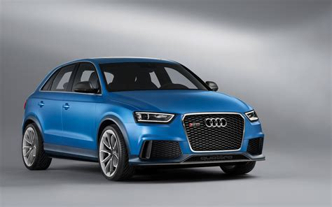 Audi Rs Q3 Concept First Look Motor Trend