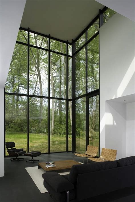 Living Room Window Height From Floor 25 Best Ideas About Wall Of Windows On