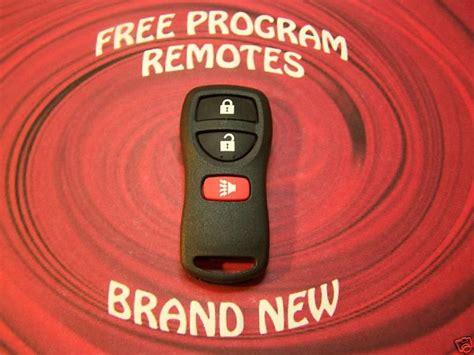 nissan pathfinder keyless entry problems purchase keyless remote 10 11 gmc terrain gm
