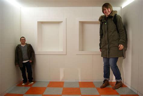 3d Room ames room ian stannard flickr