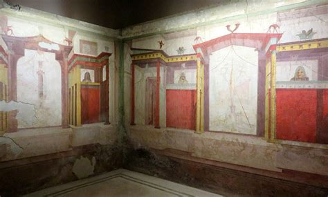 The Room Palatine palaces of the emperors on the palatine hill page iii house of augustus