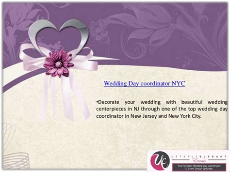 Wedding Planner Nj by American Wedding Planner Nj