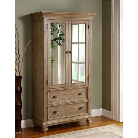 lane armoire beaumont lane armoire in driftwood bl 388475