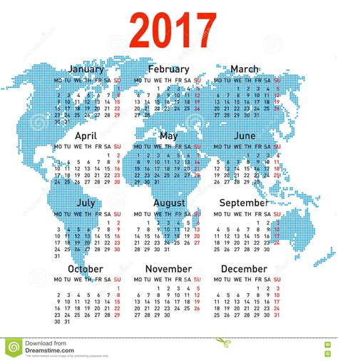 2017 elections elections calendar 2017 maps of world calendar 2017 with world map week starts on monday stock