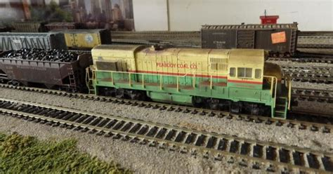 peabody coal  ub model railroad hobbyist magazine
