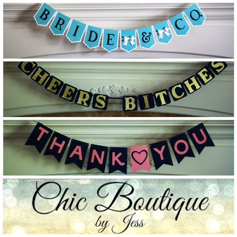 Bride Giveaways - banner giveaway featuring chic boutique by jess the overwhelmed bride