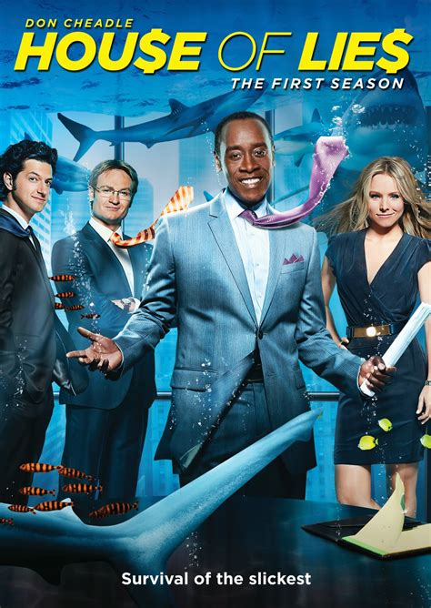 house season 1 house of lies dvd release date