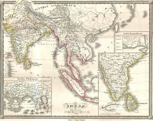 Map Of Ancient India by Ancient Map Of India