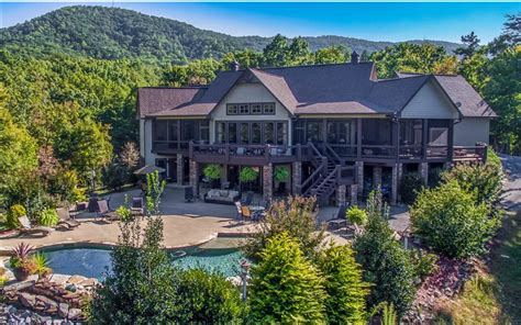 luxury homes for sale in blue ridge ga