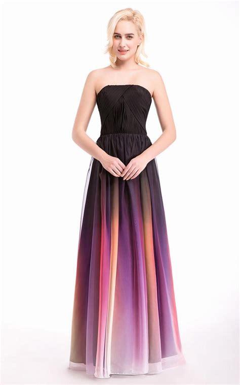 Cc Dress Black Purple 6 designs cheap evening dress 2016 purple formal prom dresses black dress blue