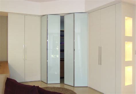 Wardrobe Bi Fold Doors by Kleiderhaus Bespoke Furniture Specialists