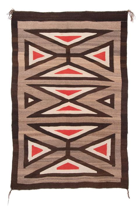 early american rugs vintage american navajo regional rug early 20th century for sale at 1stdibs