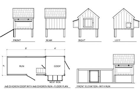 chicken coop floor plan how to build a shed gable roof and chicken run shed plans