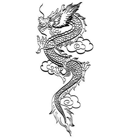 small chinese dragon tattoo designs designs for dragons and tatting